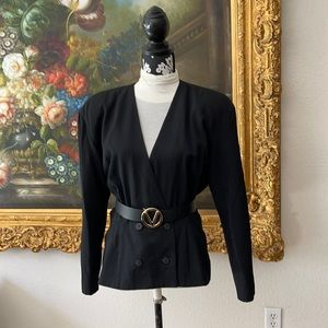 Christian Dior Vintage double breasted jacket
